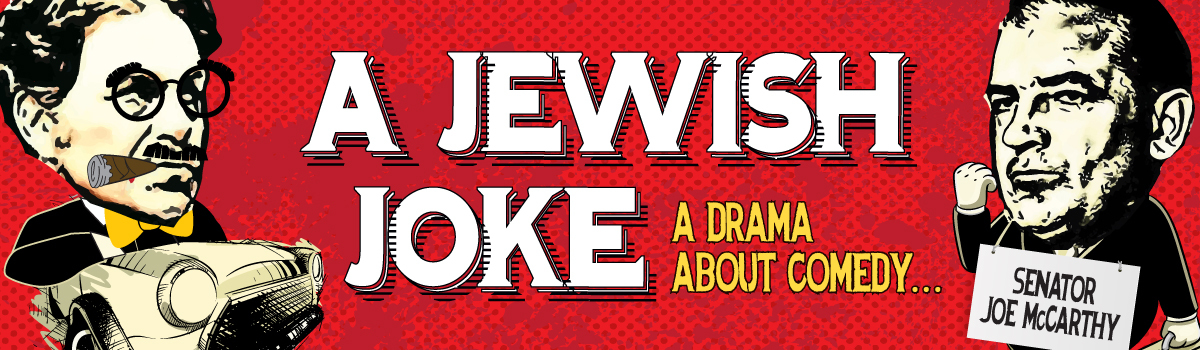 A Jewish Joke - A Drama About Comedy