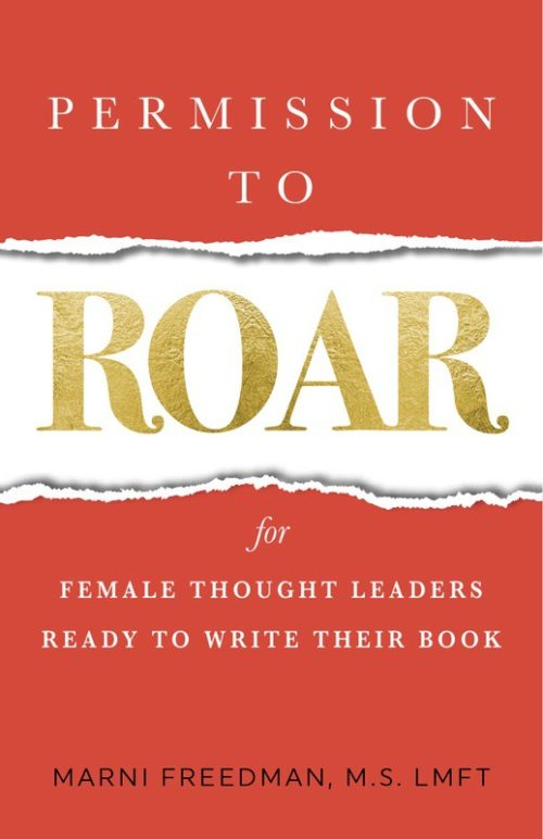 Permission to Roar book