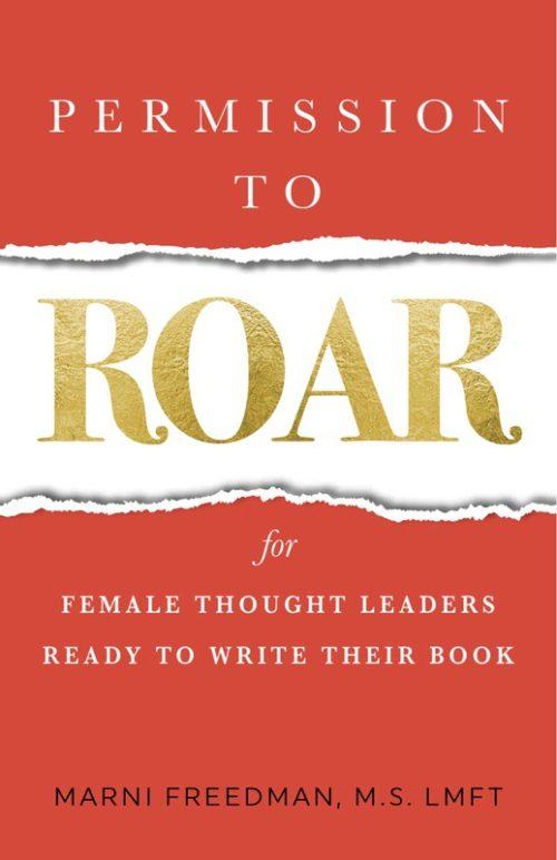 Permission to Roar book